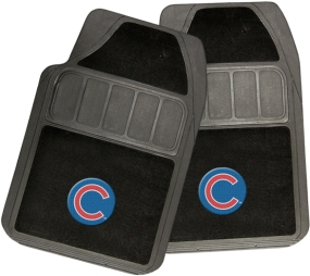 Chicago Cubs Rubber Floor Mat