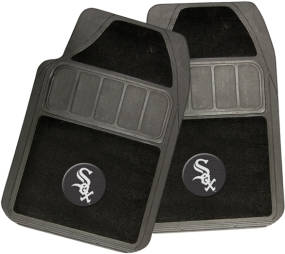 Chicago White Sox Rubber Floor Mat