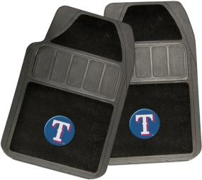 Texas Rangers Rubber Floor Mat