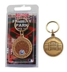 Fenway Park Bronze Infield Dirt Keychain