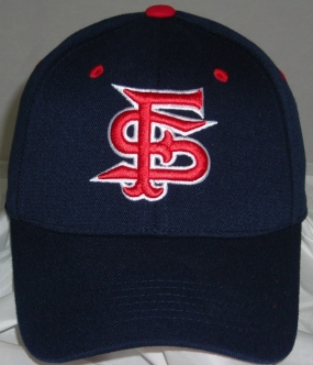 Fresno State Bulldogs Team Color One Fit Hat
