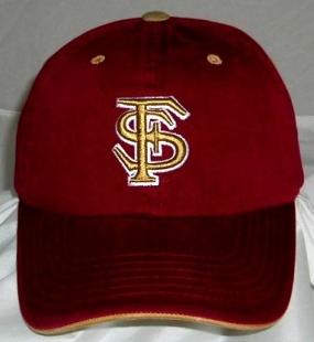 Florida State Seminoles Adjustable Crew Hat