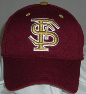 Florida State Seminoles Team Color One Fit Hat