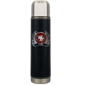 49ers Thermos