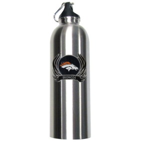 Broncos Steel Water Thermos
