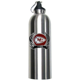 Chiefs Steel Water Thermos