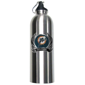 Dolphins Steel Water Thermos