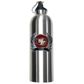 49ers Steel Water Thermos