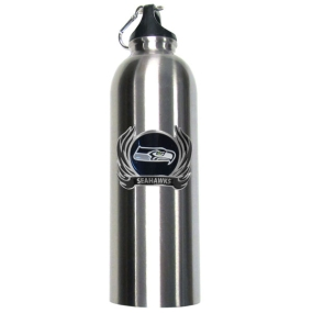 Seahawks Steel Water Thermos