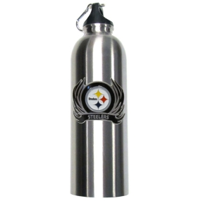 Steelers Steel Water Thermos