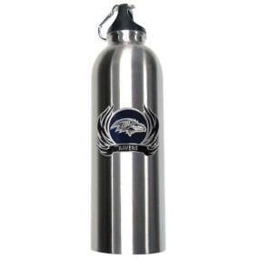 Ravens Steel Water Thermos