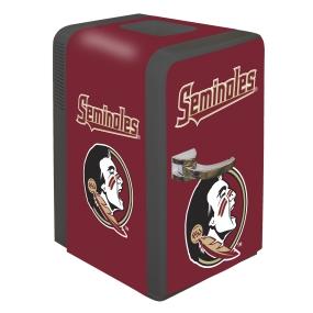 Florida State Seminoles Portable Party Refrigerator