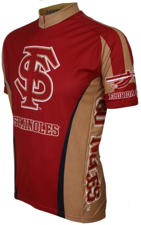 Florida State Seminoles Cycling Jersey