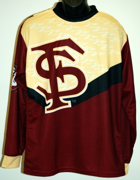 Florida State Seminoles Mountain Bike Jersey