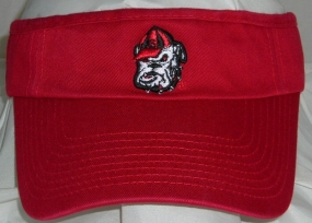 Georgia Bulldogs Visor