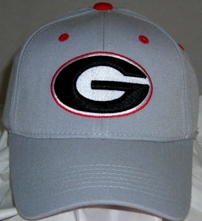 Georgia Bulldogs Team Color One Fit Hat