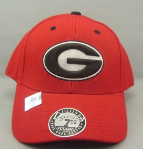 Georgia Bulldogs Dynasty Fitted Hat