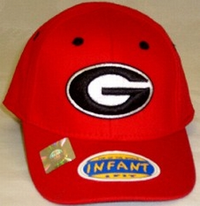 Georgia Bulldogs Infant One Fit Hat