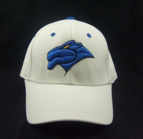 Georgia State University White One Fit Hat