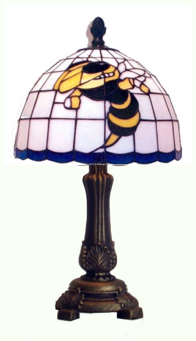 Georgia Tech Yellow Jackets Accent Lamp