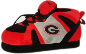 Georgia Bulldogs Boot Slippers
