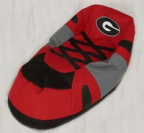 Georgia Bulldogs Bean Bag Boot Slipper Chair