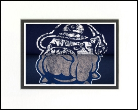 Georgetown Hoyas Vintage T-Shirt Sports Art