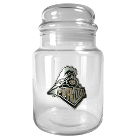 Purdue Boilermakers 31oz Glass Candy Jar