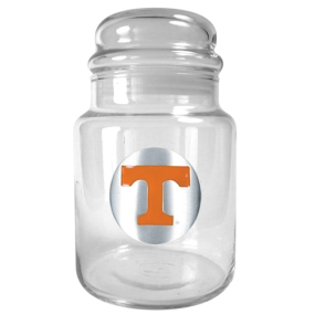 Tennessee Volunteers 31oz Glass Candy Jar