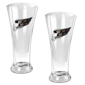 Washington Capitals 2pc 19oz Pilsner Glass Set