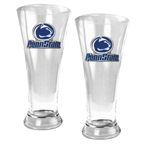 Penn State Nittany Lions 2pc 19oz Pilsner Glass Set