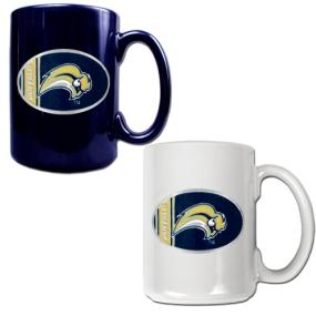 Buffalo Sabres 2pc 15oz Ceramic Mug Set