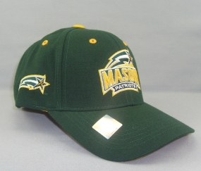 George Mason Patriots Adjustable Hat