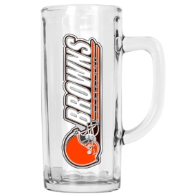 Cleveland Browns 22oz Optic Tankard