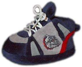 Gonzaga Bulldogs Baby Slippers