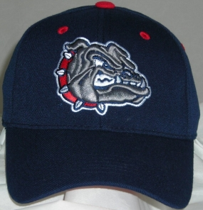 Gonzaga Bulldogs Team Color One Fit Hat