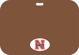 Nebraska Cornhuskers Grill Pad