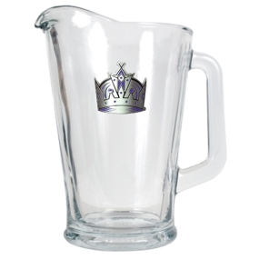 Los Angeles Kings 60oz Glass Pitcher
