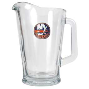New York Islanders 60oz Glass Pitcher
