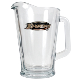 Anaheim Ducks 60oz Glass Pitcher