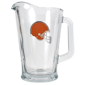 Cleveland Browns 60oz Glass Pitcher