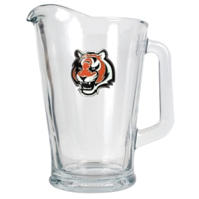 Cincinnati Bengals 60oz Glass Pitcher