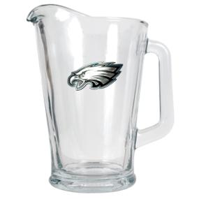 Philadelphia Eagles 60oz Glass Pitcher