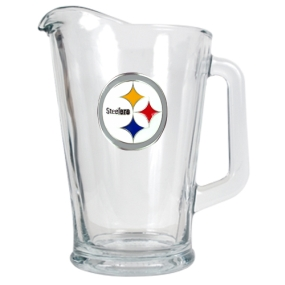 Pittsburgh Steelers 60oz Glass Pitcher