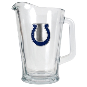 Indianapolis Colts 60oz Glass Pitcher