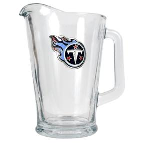 Tennessee Titans 60oz Glass Pitcher
