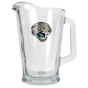 Jacksonville Jaguars 60oz Glass Pitcher