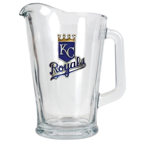 Kansas City Royals 60oz Glass Pitcher
