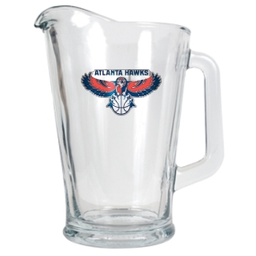 Atlanta Hawks 60oz Glass Pitcher