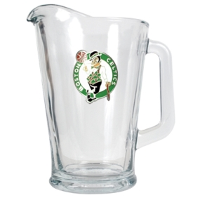 Boston Celtics 60oz Glass Pitcher
